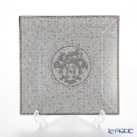 エルメス(HERMES) モザイク ヴァンキャトル プラチナプチカレ(プレート)15×15cm No.3