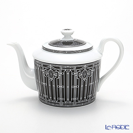 Hermes H Deco Teapot for six teacups, 85 cl