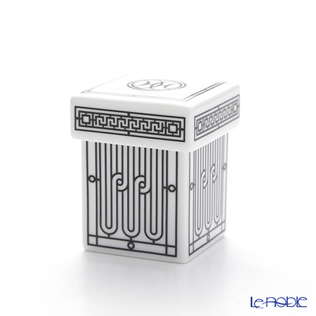 Hermes H Deco Sugar box / small box, 5 x 5x 7 cm