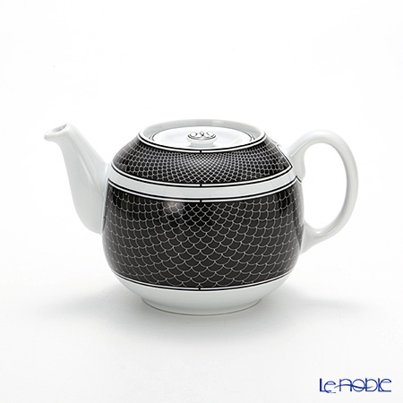Hermes H Deco Teapot for two teacups, 55 cl