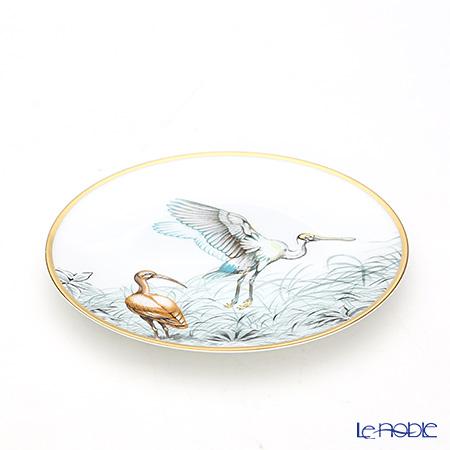 Hermes 'Carnets d'Equateur' (Animal / Bird) Bread & Butter Plate 14cm