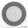 Hermes Tie-Set Mandarin Dinner Plate, Φ29.5 cm
