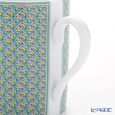 Hermes Tie-Set Jade mug, 300 ml