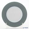 Hermes Tie-Set Mint Dinner Plate, Φ29.5 cm
