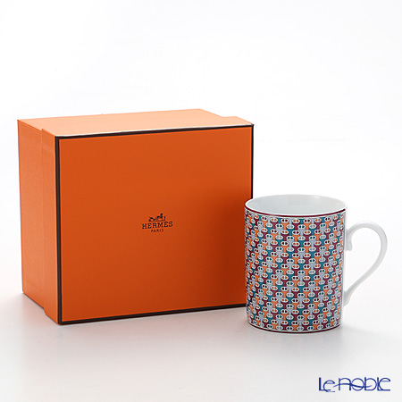Hermes Tie-Set Garnet Mug 300ml