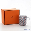 Hermes Tie-Set Garnet Mug, 300 ml