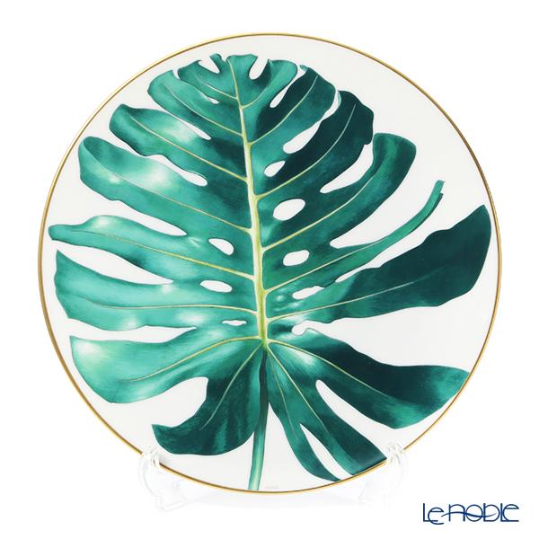 エルメス(HERMES)パシフォリア ディナープレート 27cm Philodendron 044001P