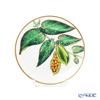 Hermes 'Passifolia - Tamaya' 044012P Bread Plate 14cm