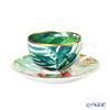Hermes 'Passifolia' 044016P Tea Cup & Saucer 200ml