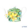 Hermes 'Passifolia' 044018P Tea Pot 1.4L