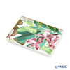 Hermes 'Passifolia - Orchid' 044089P Small Tray 16x12cm