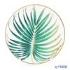 Hermes 'Passifolia - Palm' 044101P Dinner Plate 27.5cm