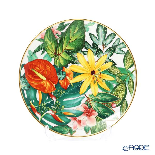 エルメス(HERMES)パシフォリア デザートプレート 21cm Passiflora 044107P