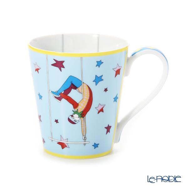 エルメス(HERMES) サーカス NEW マグ(ブルー)250ml 045031P