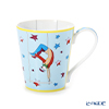 Hermes 'Circus NEW' Blue 045031P Mug 250ml