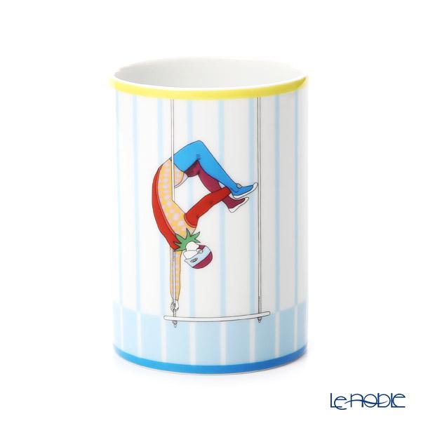 Hermes 'Circus NEW' Blue 045106P Tumbler 280ml