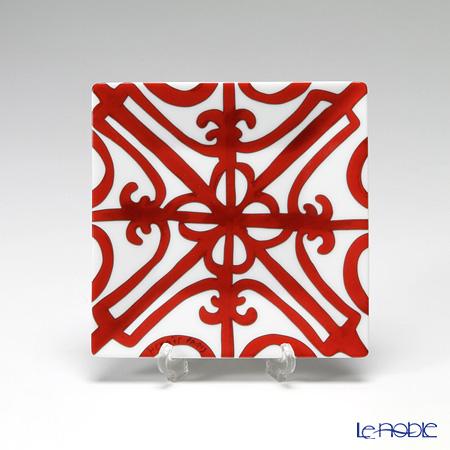 エルメス(HERMES) ガダルキヴィール プチカレ(プレート) 11×11cm No.2