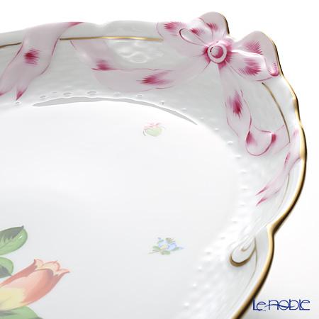 ヘレンド チューリップの花束 BT-2 00400-0-00/400パーティートレイ 38cm