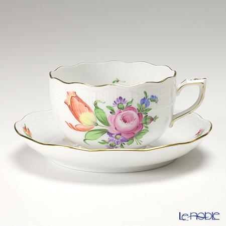 ヘレンド チューリップの花束 BT-2 00724-0-00/724 ティーカップ&ソーサー 200cc