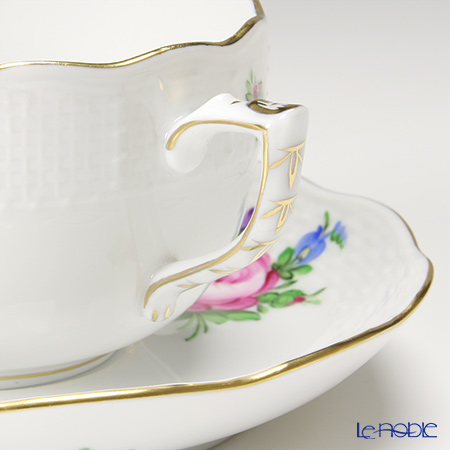ヘレンド チューリップの花束 BT-2 00724-0-00/724ティーカップ&ソーサー 200cc