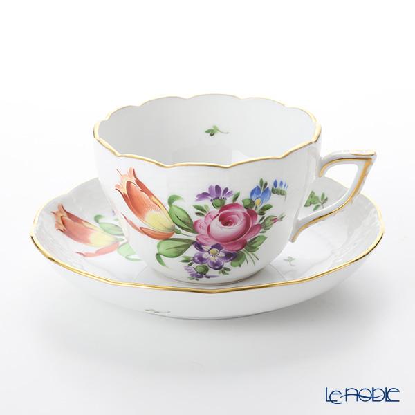 ヘレンド チューリップの花束 BT-2 00730-0-00/730 ティーカップ&ソーサー(兼用) 200cc