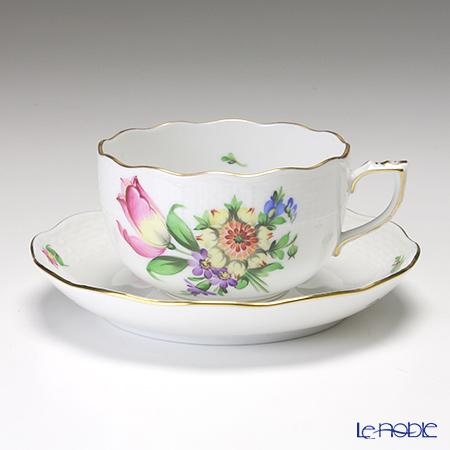 ヘレンド チューリップの花束 BT-3 00724-0-00/724 ティーカップ&ソーサー 200cc
