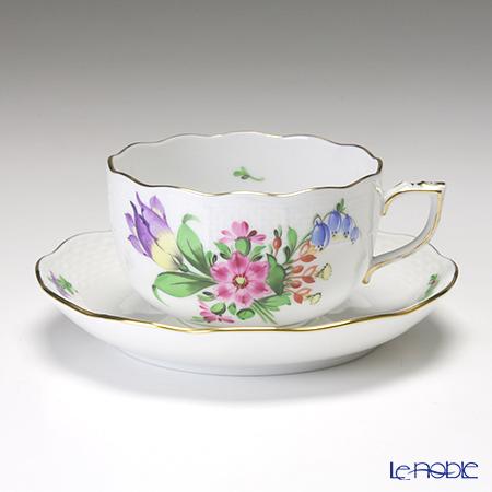 ヘレンド チューリップの花束 BT-4 00724-0-00/724 ティーカップ&ソーサー 200cc