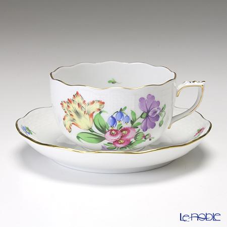 ヘレンド チューリップの花束 BT-6 00724-0-00/724 ティーカップ&ソーサー 200cc