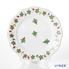 Herend wine live colorful SZG 00517-0-00 Plate 19 cm