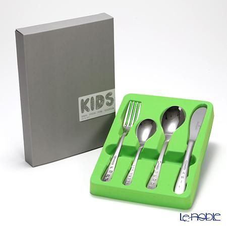 Picard & Wielputz 'Kids' 171580 Spoon, Fork, Knife (set of 4)
