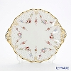 Royal Crown Derby Royal Antoinette Bread and Butter Plate