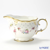 Royal Crown Derby Royal Antoinette Cream jug large