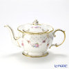 Royal Crown Derby Royal Antoinette Teapot small