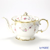 Royal Crown Derby Royal Antoinette Teapot medium