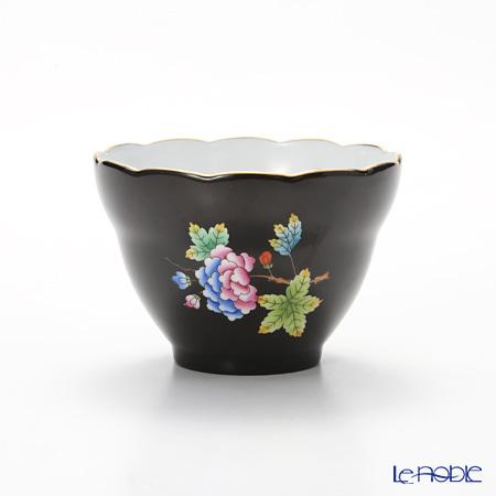 ヘレンド 黒いヴィクトリア VE-FN 00767-2-00 オリエンタルカップ