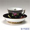 ヘレンド 黒いヴィクトリア VE-FN 03371-0-21スモールカップ&ソーサー