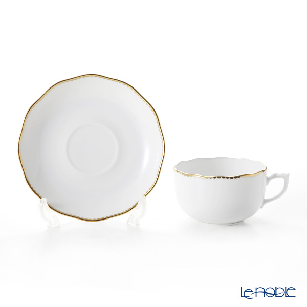 Herend 'ORE' 20724-0-00 Tea Cup & Saucer 200ml