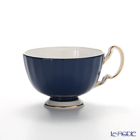 エインズレイ コテージガーデン #2973ティーカップ(オーバン) コバルト 180ml