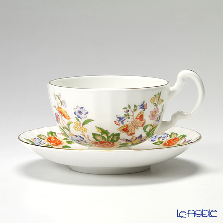 エインズレイ コテージガーデン COTT ティーカップ&ソーサー(オーバン) 180ml