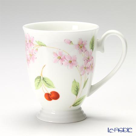 Aynsley Cherry Blossom Footed Mug