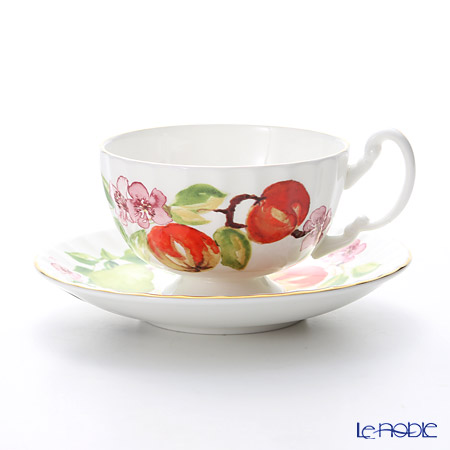 Aynsley Eden Tea Cup & Saucer (Oban)