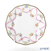 Herend Flower Garland with Ribbon Pink FLR-X2 20157-0-00 Plate 19cm