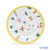 Augarten (AUGARTEN) joness yellow (54521) Plate 20 cm (001 Schubert shape)