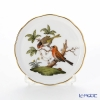 Herend Rothchild bird RO-10 00341-0-00 Plate 10 cm