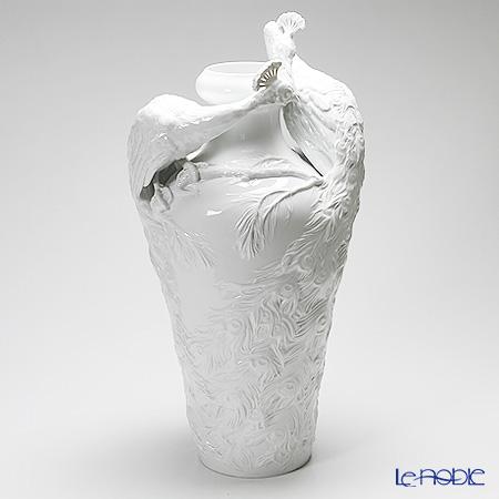 リチャードジノリ(Richard Ginori)孔雀の壺