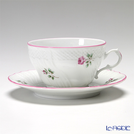 Ginori ( Richard Ginori  Roselline Tea Cup & Saucer 240 cc