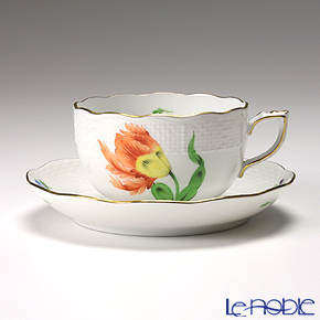 Herend Kitty Teacup with saucer 200 ml, KY-1 00724-0-00/724