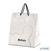 Iittala 'Aino Aalto' White Paper Bag 32.5x20xH37cm