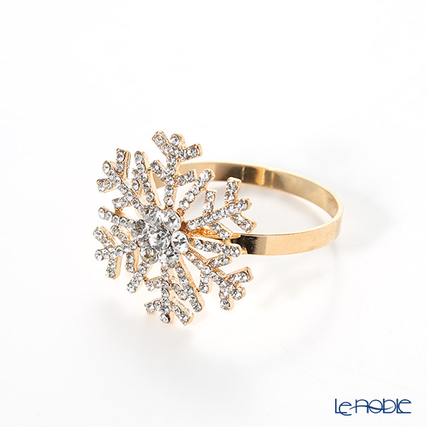Claire Guest Design Snowflake napkin ring