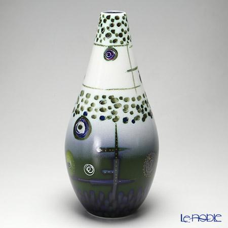 アニタ・ハリス Anita Harris Art Pottery トライアルズ ペアドロップ ベース 38cm